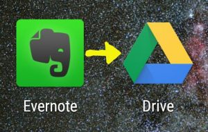 Evernote y Google Drive_1