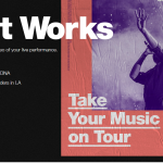 Wix y Live Nation Developing New Artists: una oportunidad única para músicos en el mundo