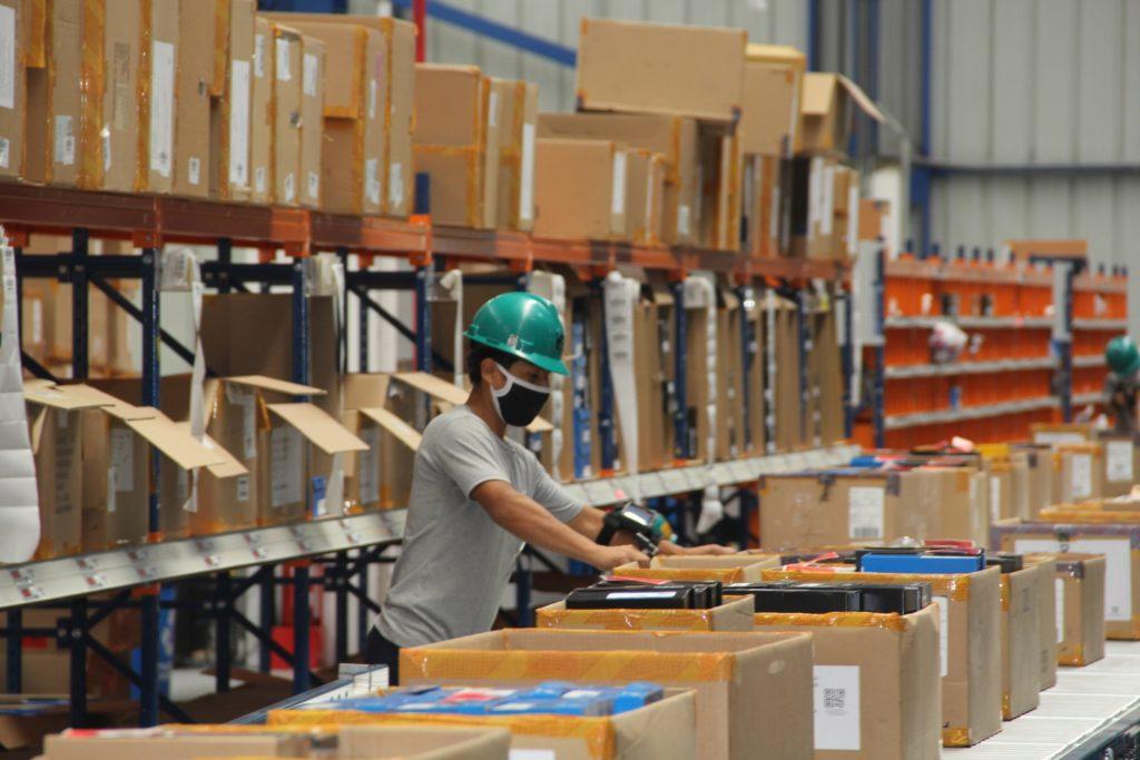 Industria logística